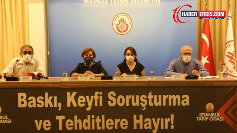 İstanbul Tabip Odası: Hekimler susturulmak isteniyor