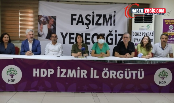 İzmir mitingine hazırlık: HDP 11 milletvekili görevlendirildi