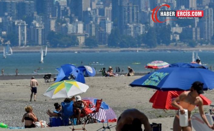 Kanada'da aşırı sıcaklar: Ölü sayısı 719'a yükseldi
