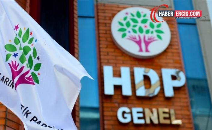Kapatma iddianamesi HDP'ye tebliğ edildi
