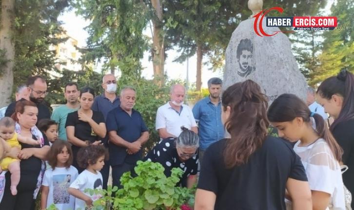 Katledilen Ali İsmail Korkmaz mezarı başında anıldı
