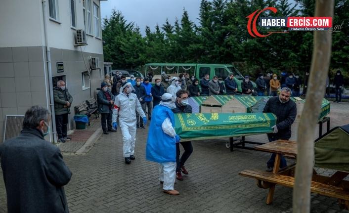 Koronavirüsten 48 kişi daha hayatını kaybetti