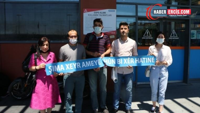 Kürtçe'ye yer vermeyen Decathlon'u protesto ettiler