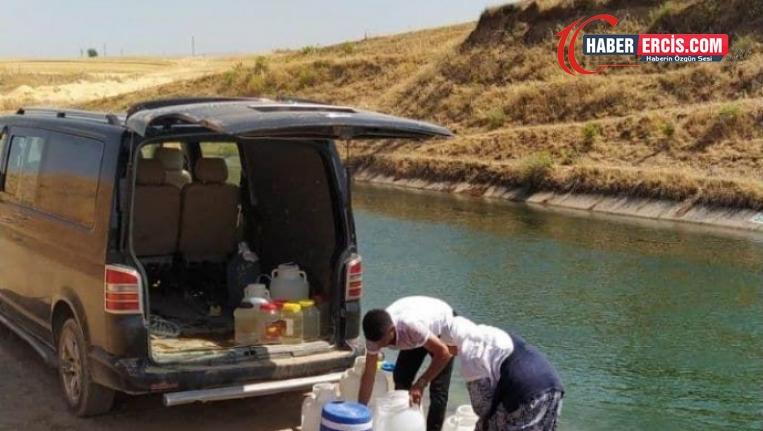 Susuz bırakılan köylerde ishal ve kusma vakaları arttı