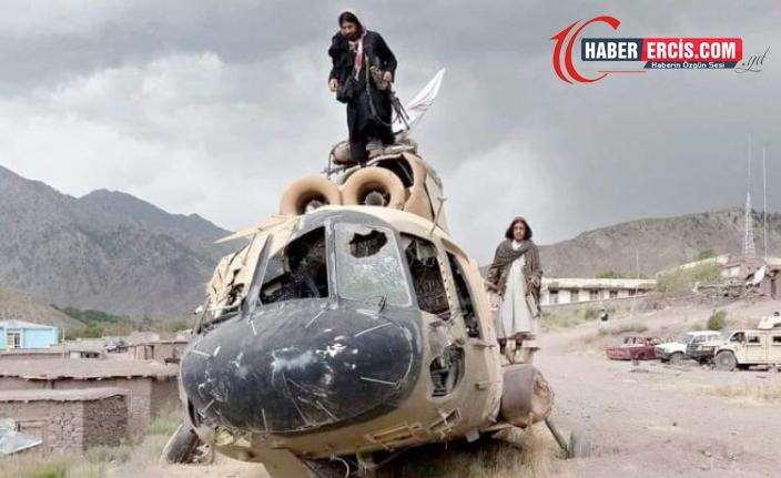Taliban, İran sınırında kilit konumdaki İslam Kala gümrük kapısını ele geçirdi