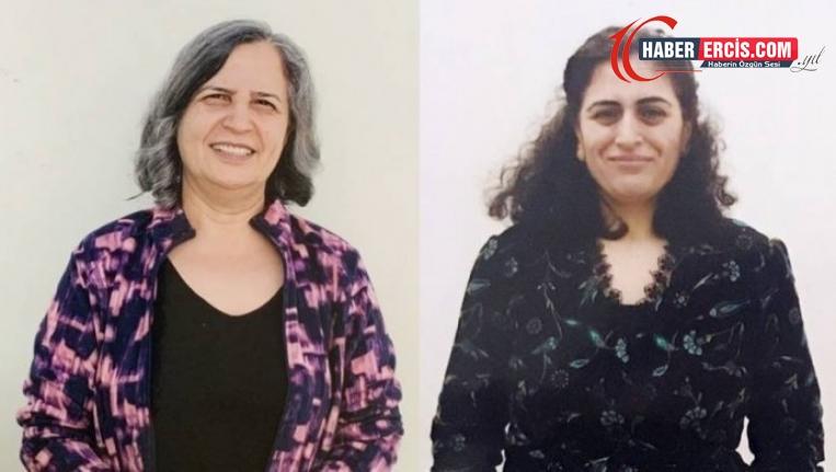 Tuncel ve Kışanak'ın dosyaları HDP MYK davasıyla birleştirildi