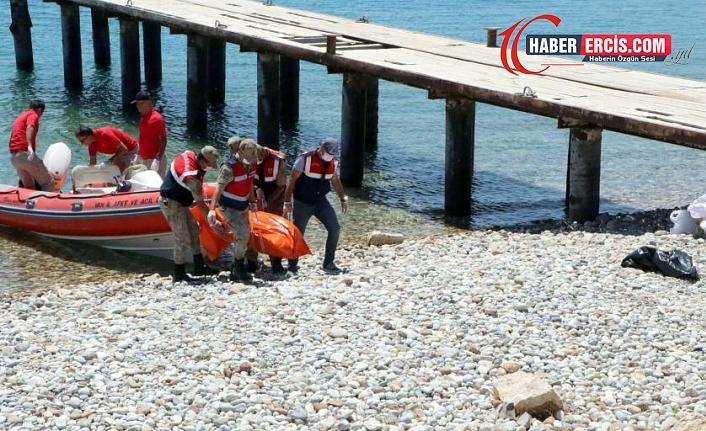 Van'da tekne faciası davası: Kaçakçılık değil vahşet