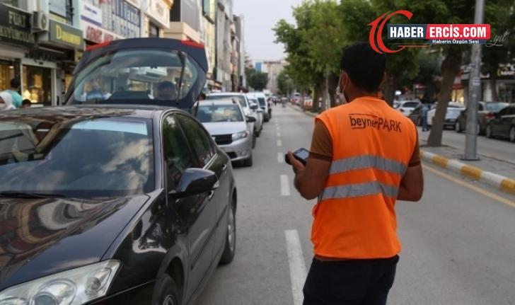 Van'da Kayyımın Parkomat uygulaması iptal edildi