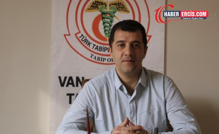 Van-Hakkari Tabip Odası Başkanı Dr. Yaviç: Aşı bilgilendirmesi Kürtçe yapılmalı