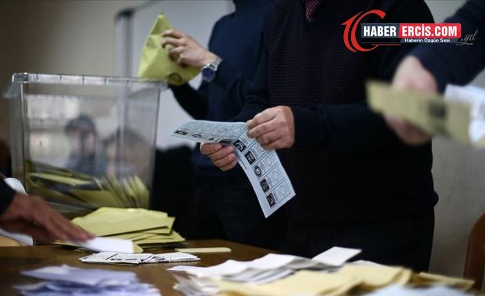 AKP'ye yakın araştırma şirketinden seçim anketi