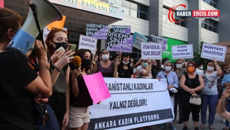 Ankara Kadın Platformu'ndan Afganistanlı kadınlar için uluslararası dayanışma çağrısı