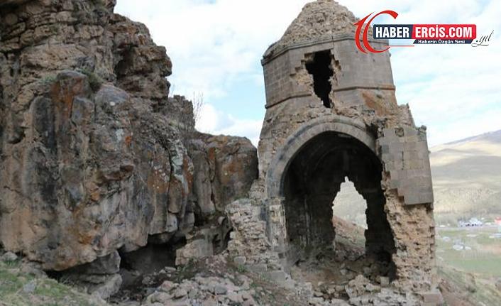 Van'da Bir 'vandalizm' öyküsü: Ermeni mezarlıkları ve kiliseleri