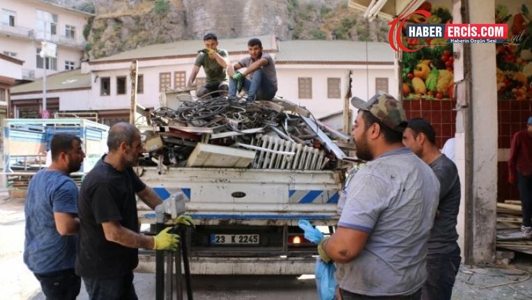 Bitlis yıkımlarla savaş alanına döndü