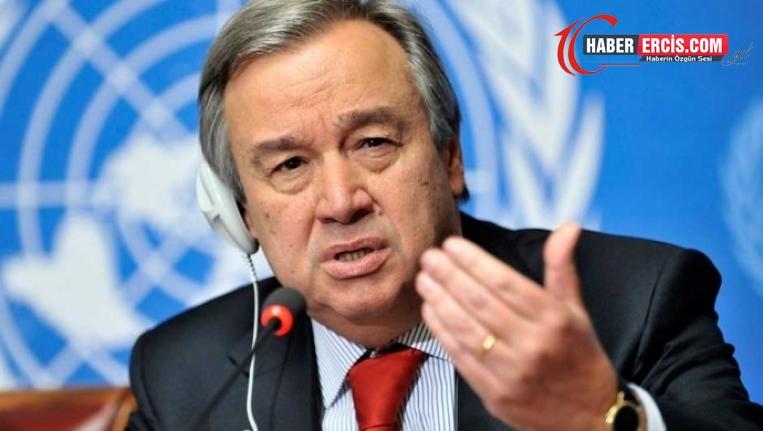 BM'den Afganistan'da 'küresel terör tehdidine karşı birlik' çağrısı