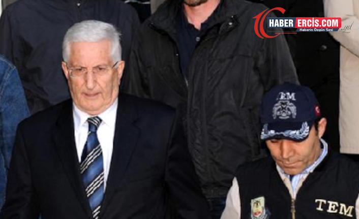 Emekli Orgeneral Çevik Bir tutuklandı