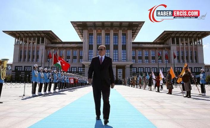 Erdoğan saraylarını koruyan personele ilk 6 ayda 150 milyon lira ödedi