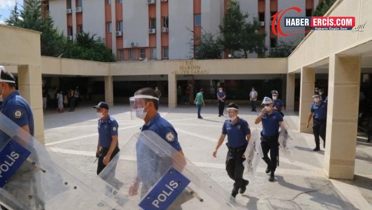 HDP Derik ilçe Eşbaşkanı ve 5 kişi serbest bırakıldı