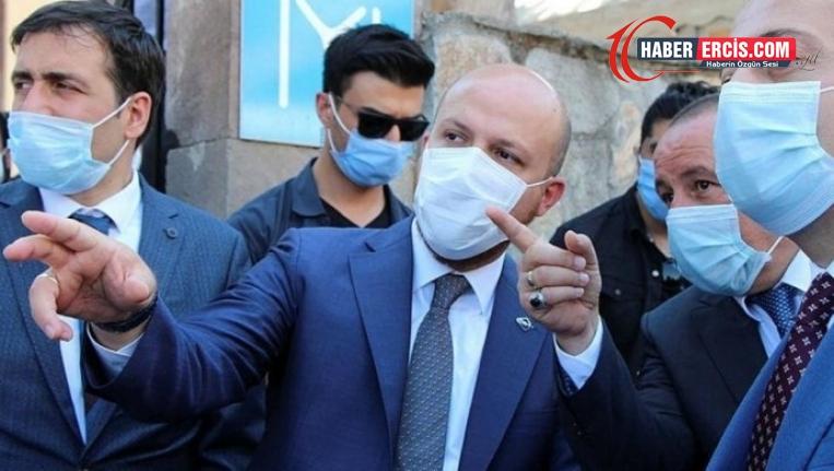 HDP'li Kaya: Bilal Erdoğan helikopterle define alanından neler taşıyor?