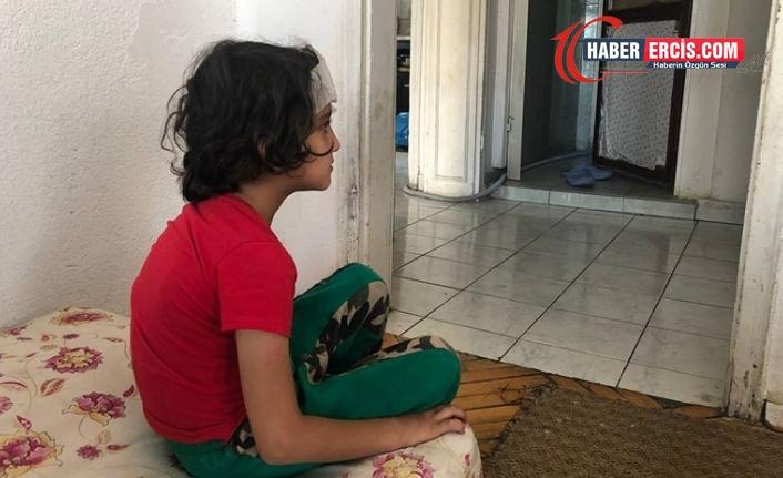 Irkçı saldırıda yaralanan ve darp raporu verilen Suriyeli çocuğun ailesinin ifadesi alınmadı