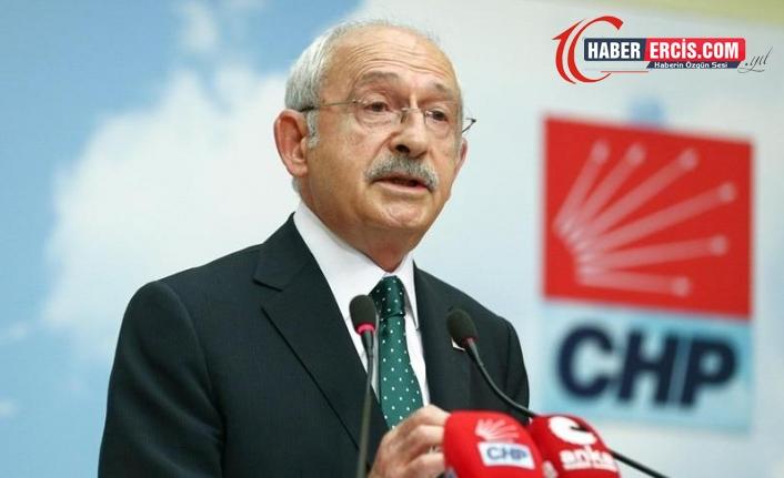 Kılıçdaroğlu: Erdoğan'ın bu halleri hayli endişe verici