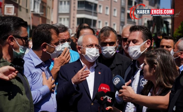 Kılıçdaroğlu: Nasıl olur da dere kenarlarına yapılaşmaya izin verilir
