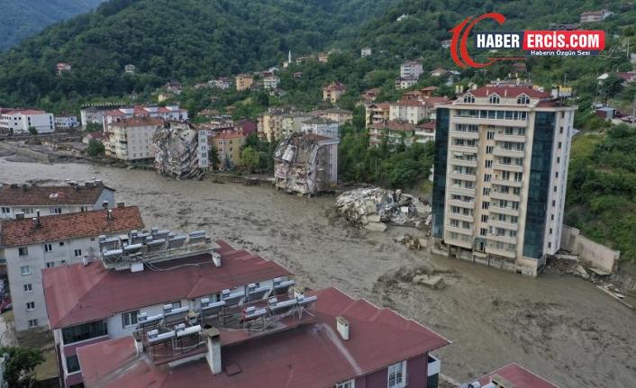 Kastamonu, Sinop ve Bartın'da selde hayatını kaybedenlerin sayısı 62'ye yükseldi
