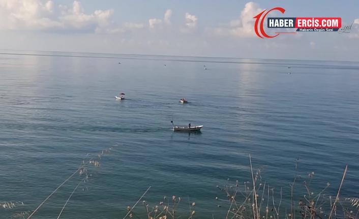 Selde kaybolan 34 yurttaş denizde aranıyor