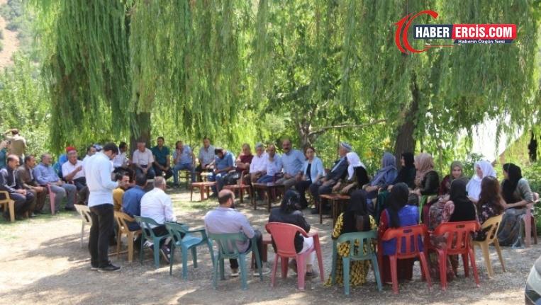 Şemdinli'de 'Özgürlük zamanı' buluşması: Kürt halkı olmadan artık hiçbir parti iktidar olamaz