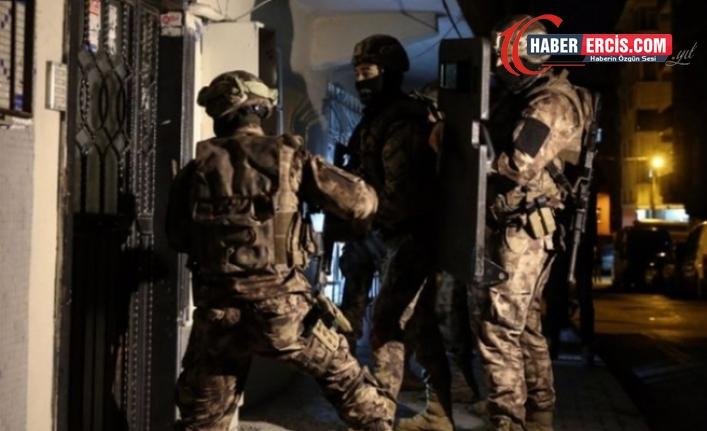 Şırnak'ta 8 kişi gözaltına alındı
