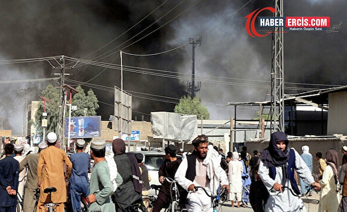 Taliban, Afganistan'nın baş kenti kabil'e girdi