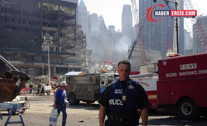 ABD Gizli Servisi, 11 Eylül saldırılarının hiç yayımlanmamış fotoğraflarını paylaştı