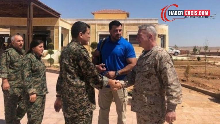 ABD'li general McKenzie ile Mazlum Abdi arasındaki görüşme ne anlama geliyor?