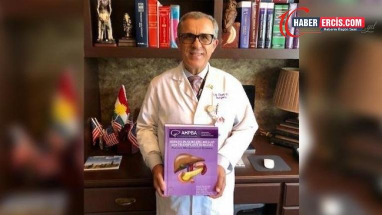 ABD'de yaşayan Kürt doktor yılın 'en iyi' doktoru seçildi