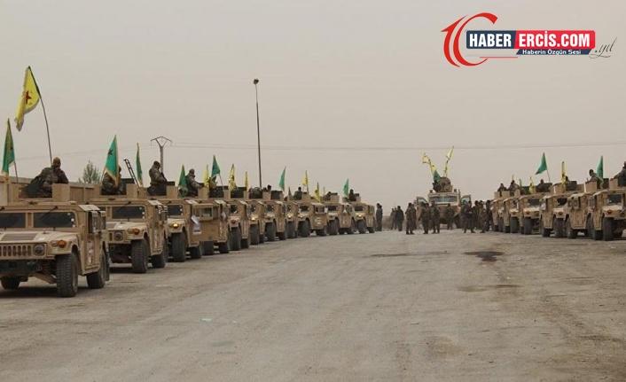 ABD'den Rojava'daki üslerine takviye güç