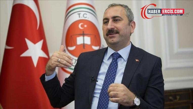 Adalet Bakanı Gül'den sanal medya yasası teklifine dair açıklama