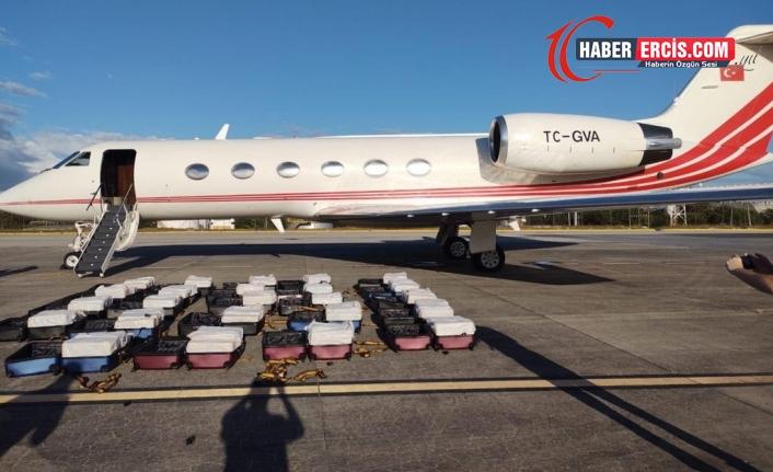 Brezilya'da kokainle yakalanan uçağın yardımcı pilotu: İlk değil, uçağın esas sahibi Ethem Sancak