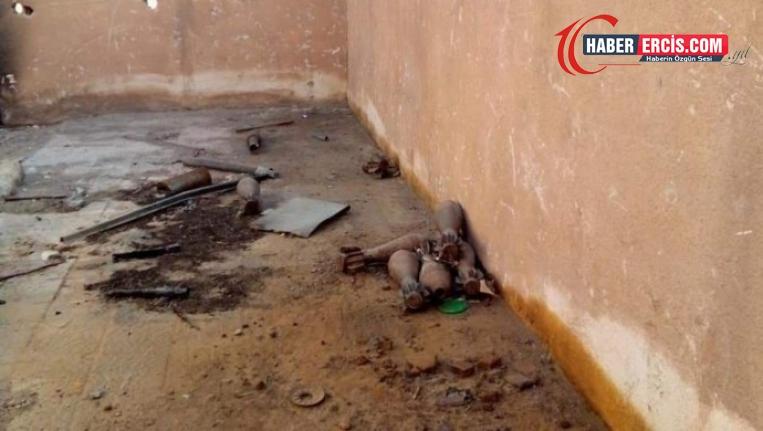 Dêrazor'da mayın patlaması: 2 çocuk yaşamını yitirdi