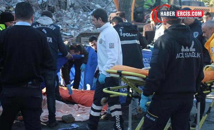 Dünya Sağlık Örgütü raporu: Türkiye, iş cinayetlerinde 4. sırada