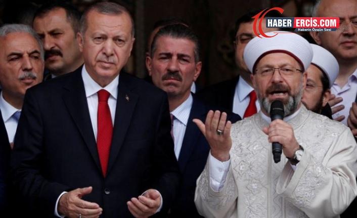 Eliaçık: Erdoğan, Erbaş'la oy arttırmaya çalışıyor