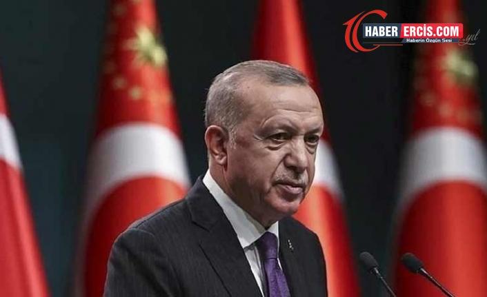 Erdoğan'dan 'yeni anayasa' açıklaması