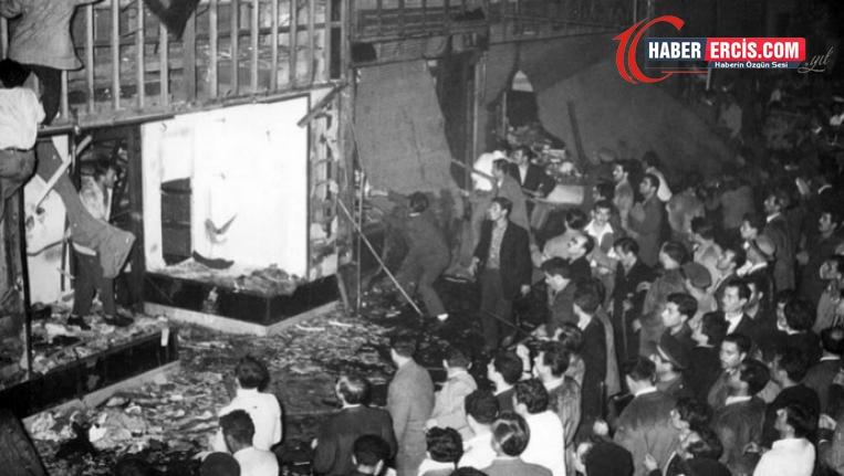 HDK ve HDP'den 6-7 Eylül pogromuyla yüzleşme çağrısı