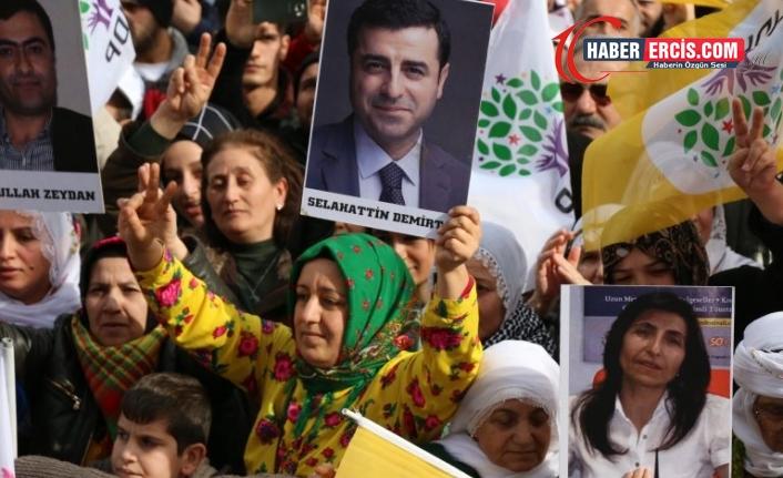 HDP deklarasyonunun içeriği sahada oluşturuldu
