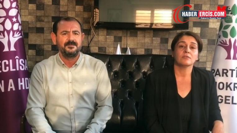 HDP'li eşbaşkanların duruşması görüldü
