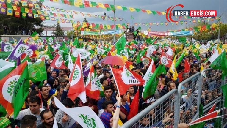 HDP MYK ve PM 'deklerasyon' için toplanacak