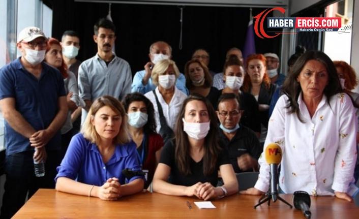 HDP Sincan İlçe Eş Başkanı kaçırıldı: Bir dahaki sefere gözünü Cerablus'ta açarsın