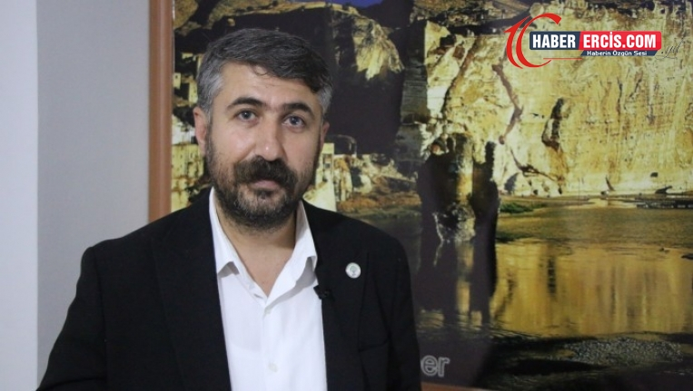 HDP'li eşbaşkana 'Kürdistan' soruşturması