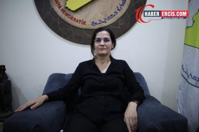 İlham Ehmed: Şam müzakere istiyorsa hazırız
