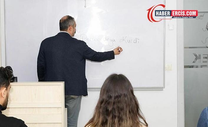 Kürt Dili ve Edebiyatı Bölümünü bitiren bin 500 öğretmen atama bekliyor