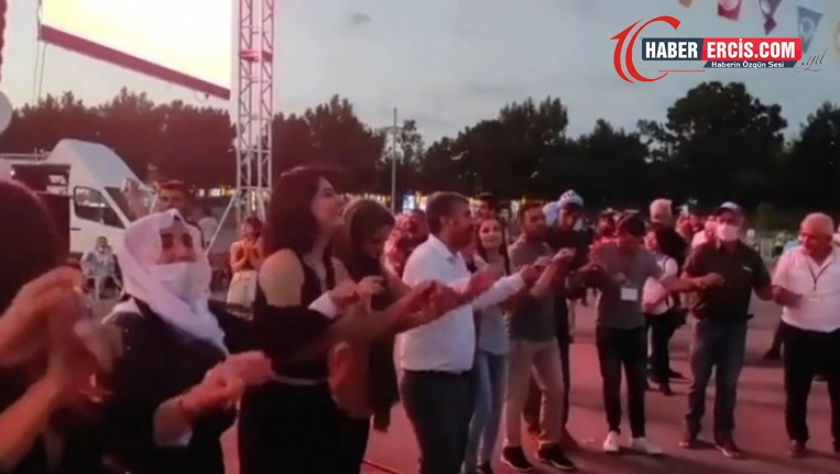 Kürtçe şarkıyla halay çekenlere 'örgüt propagandası' soruşturması