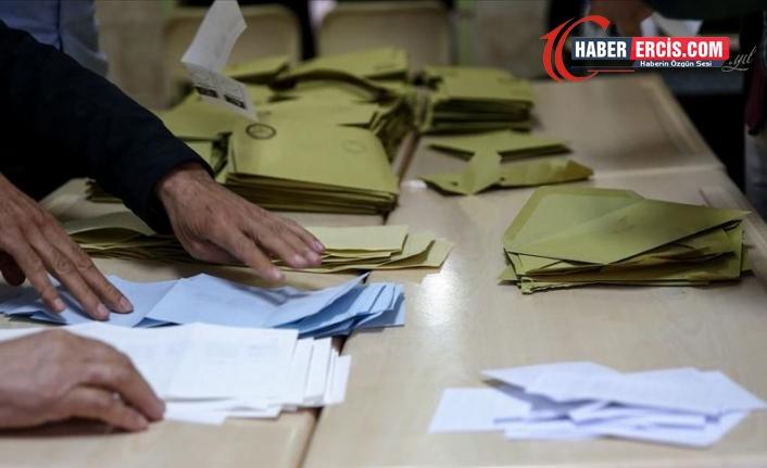 MetroPOLL Araştırma, parti oylarının zaman içinde değişimini paylaştı